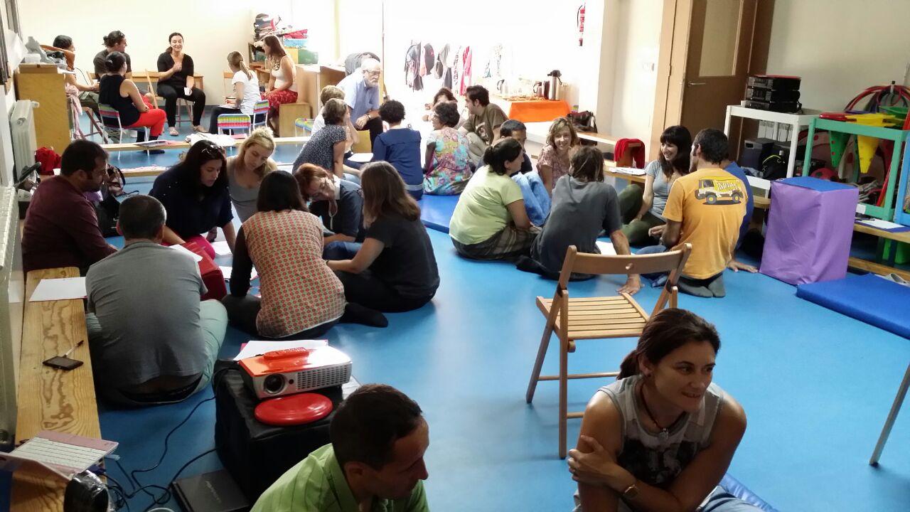 Foto último Curso en Colegio Andolina