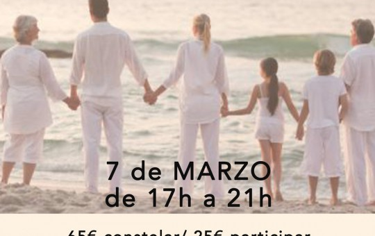 Constelaciones familiares- 7 marzo- Rivas