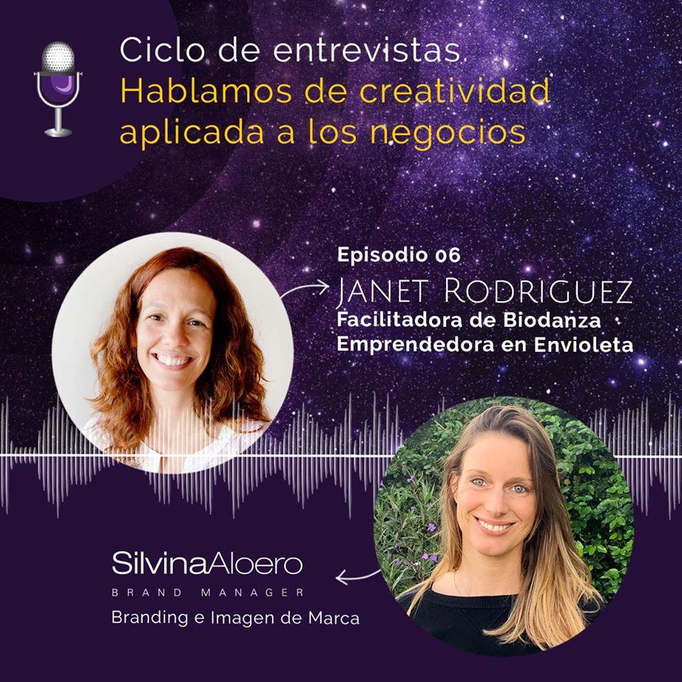 podcast con Silvina