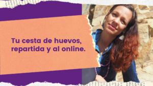 Huevos online, janet en violeta
